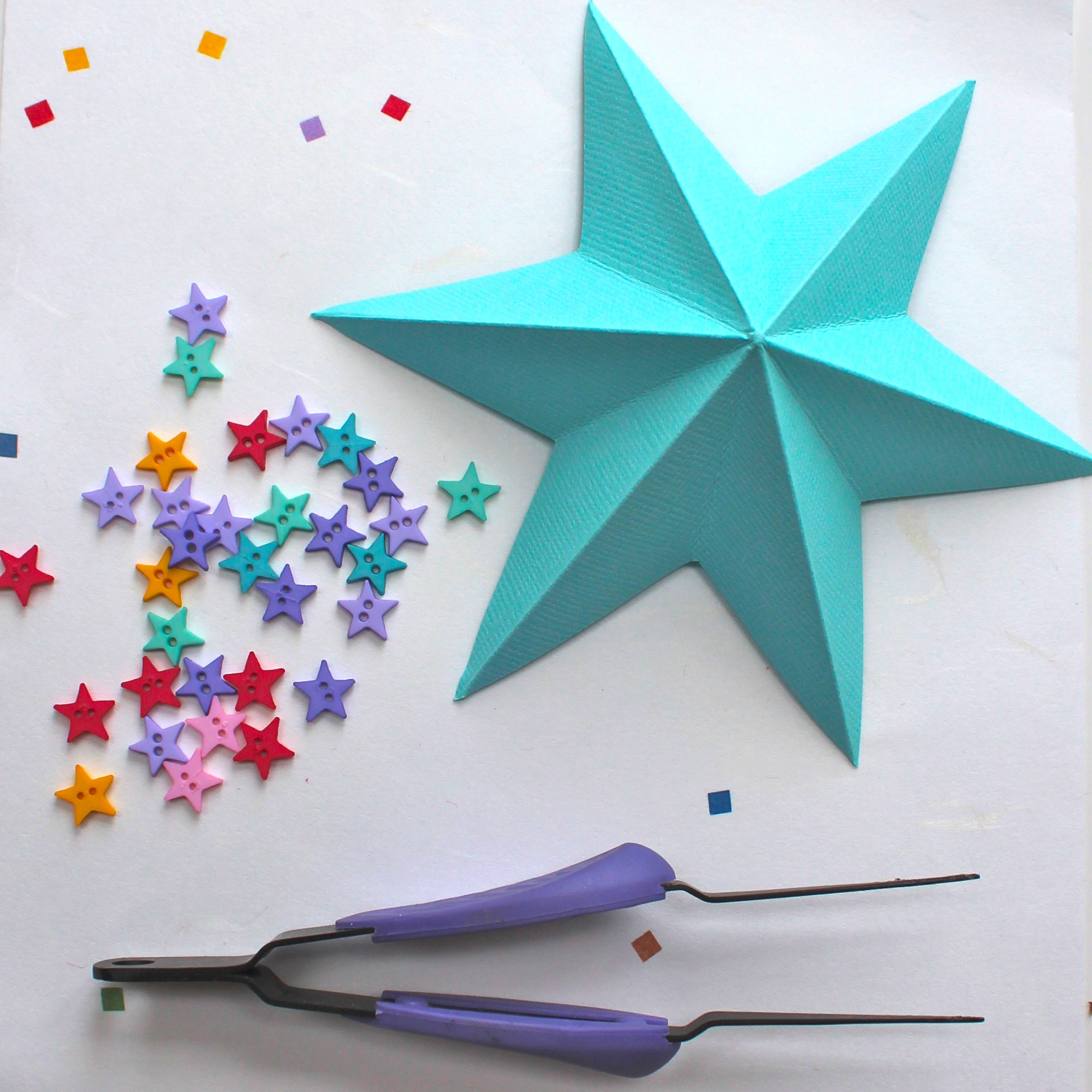Starstruck for Diy 3d art