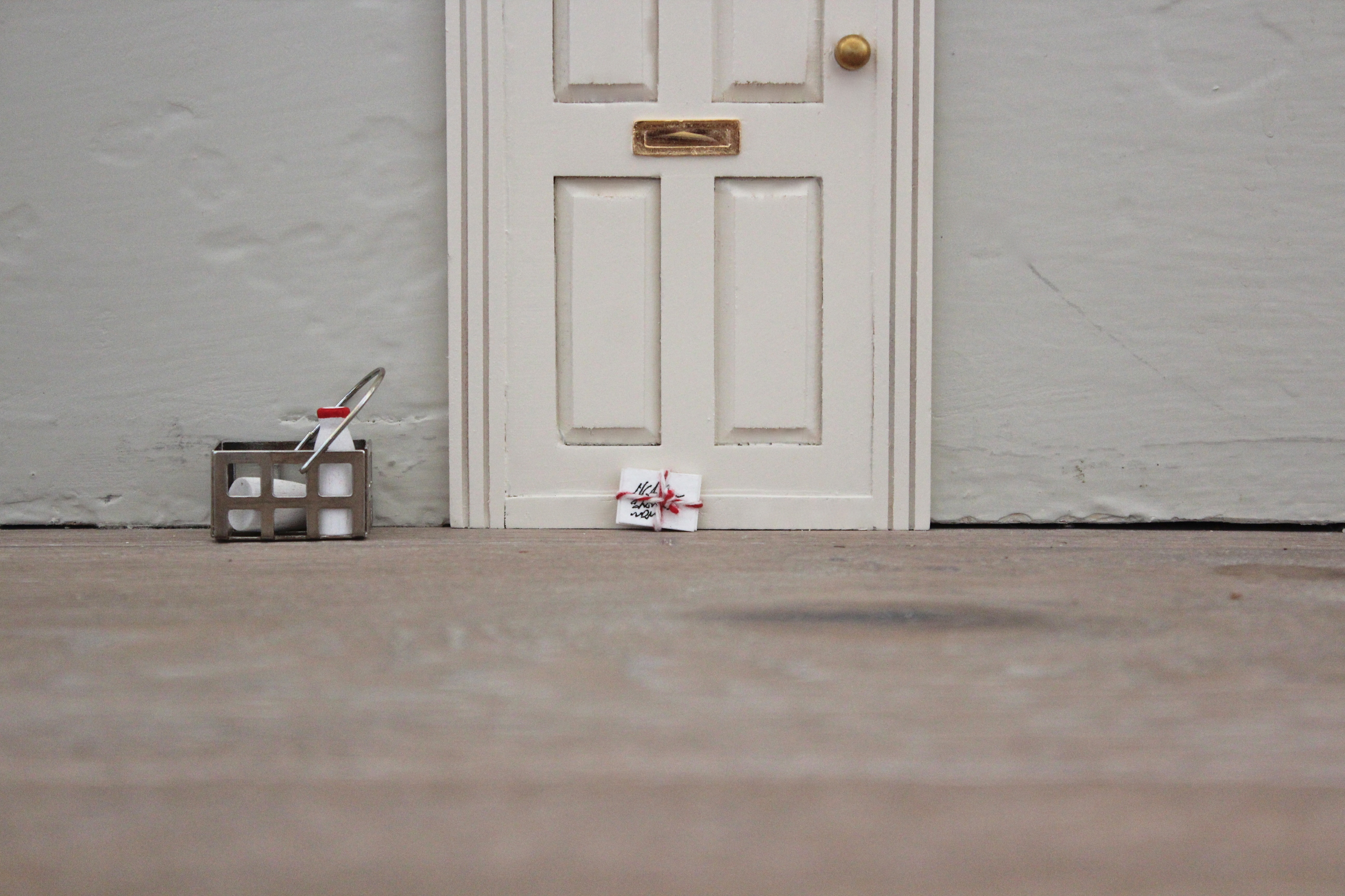 We are not alone… (Fairy Doors)