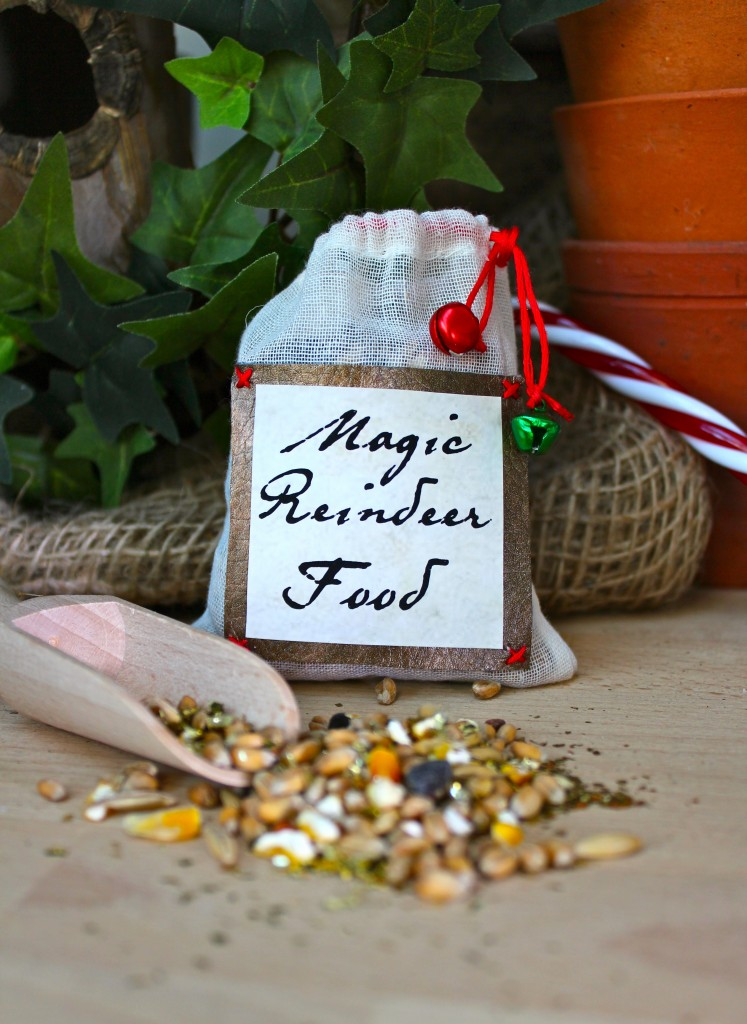 magic reindeer food december