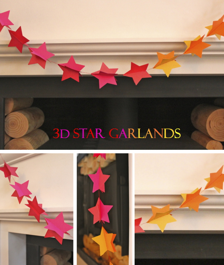 star garlands
