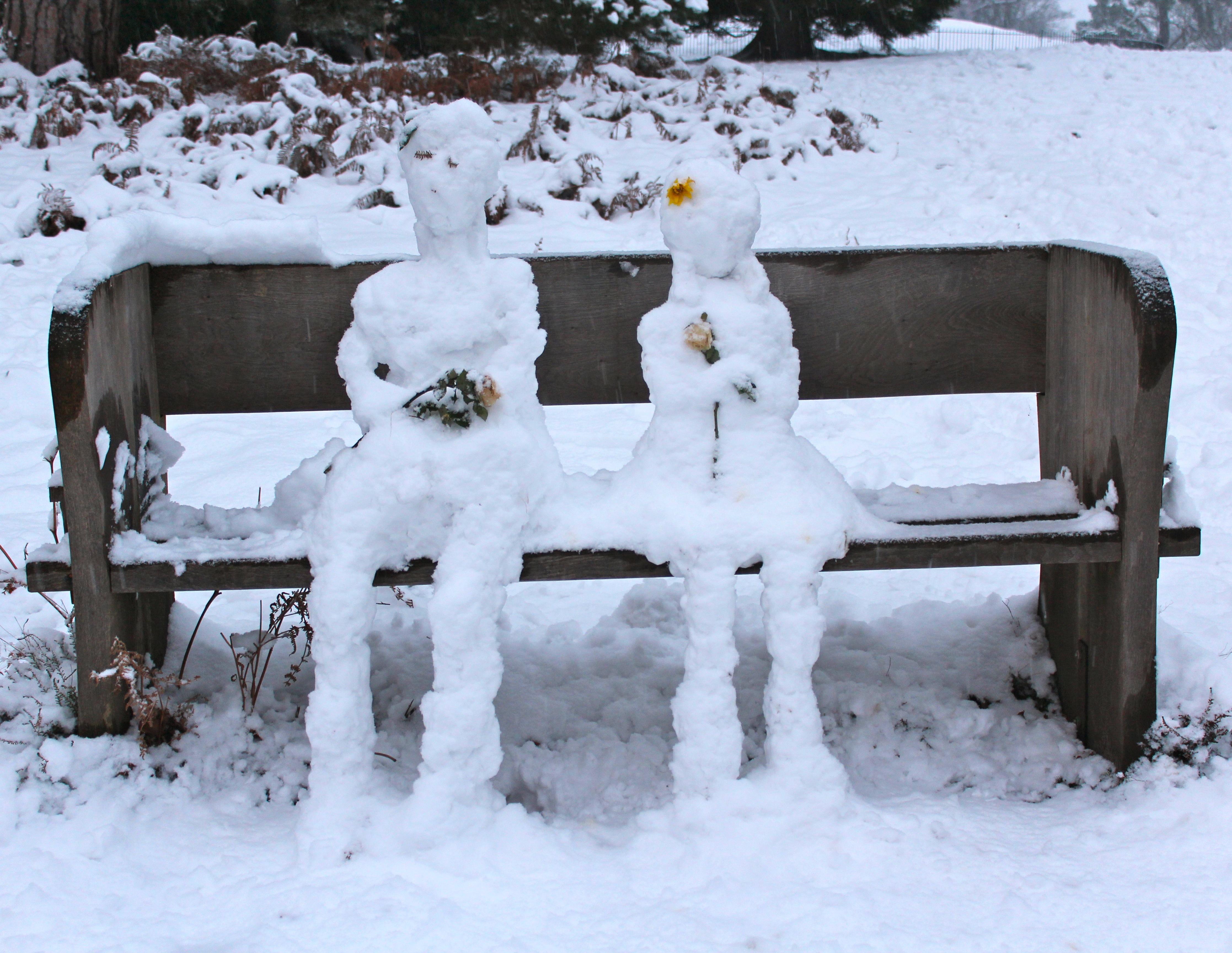 snowstruck lovers