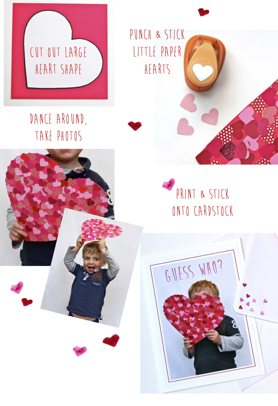 make a valentines card