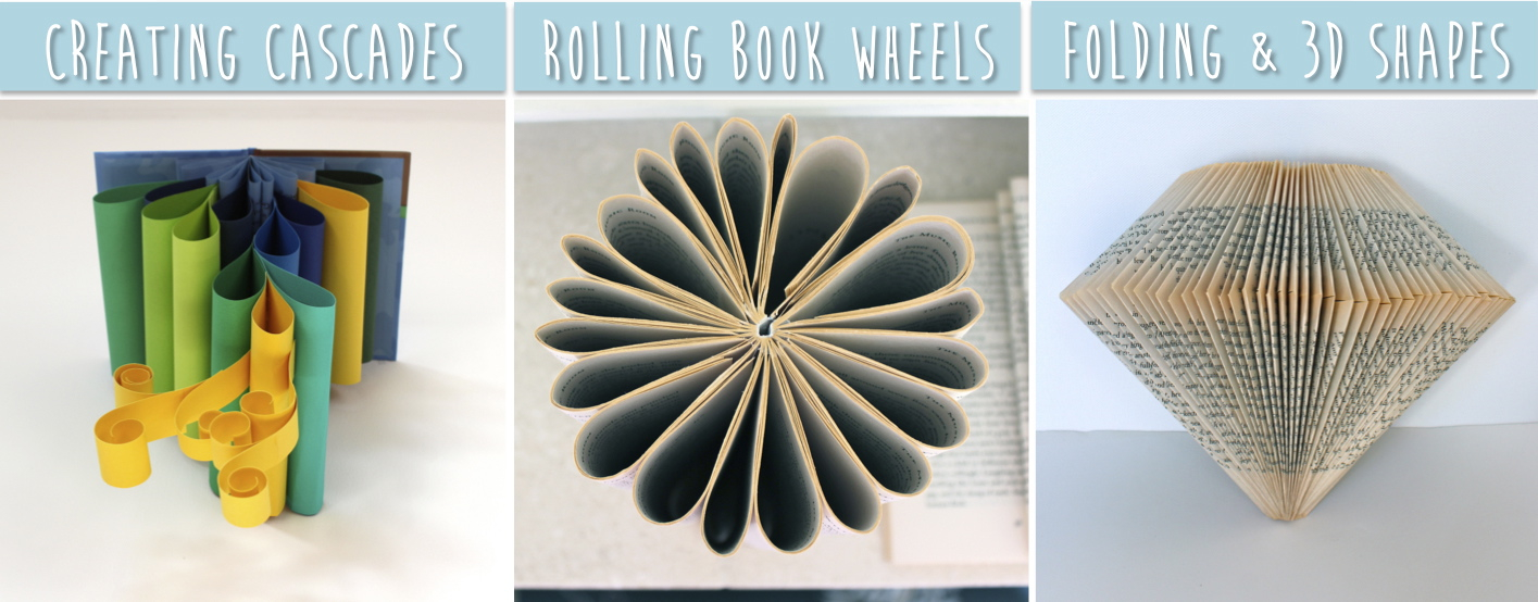 book art tutorial
