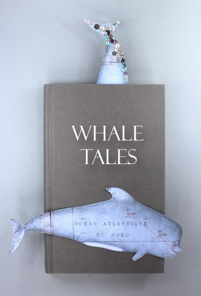whale tales bookmarks
