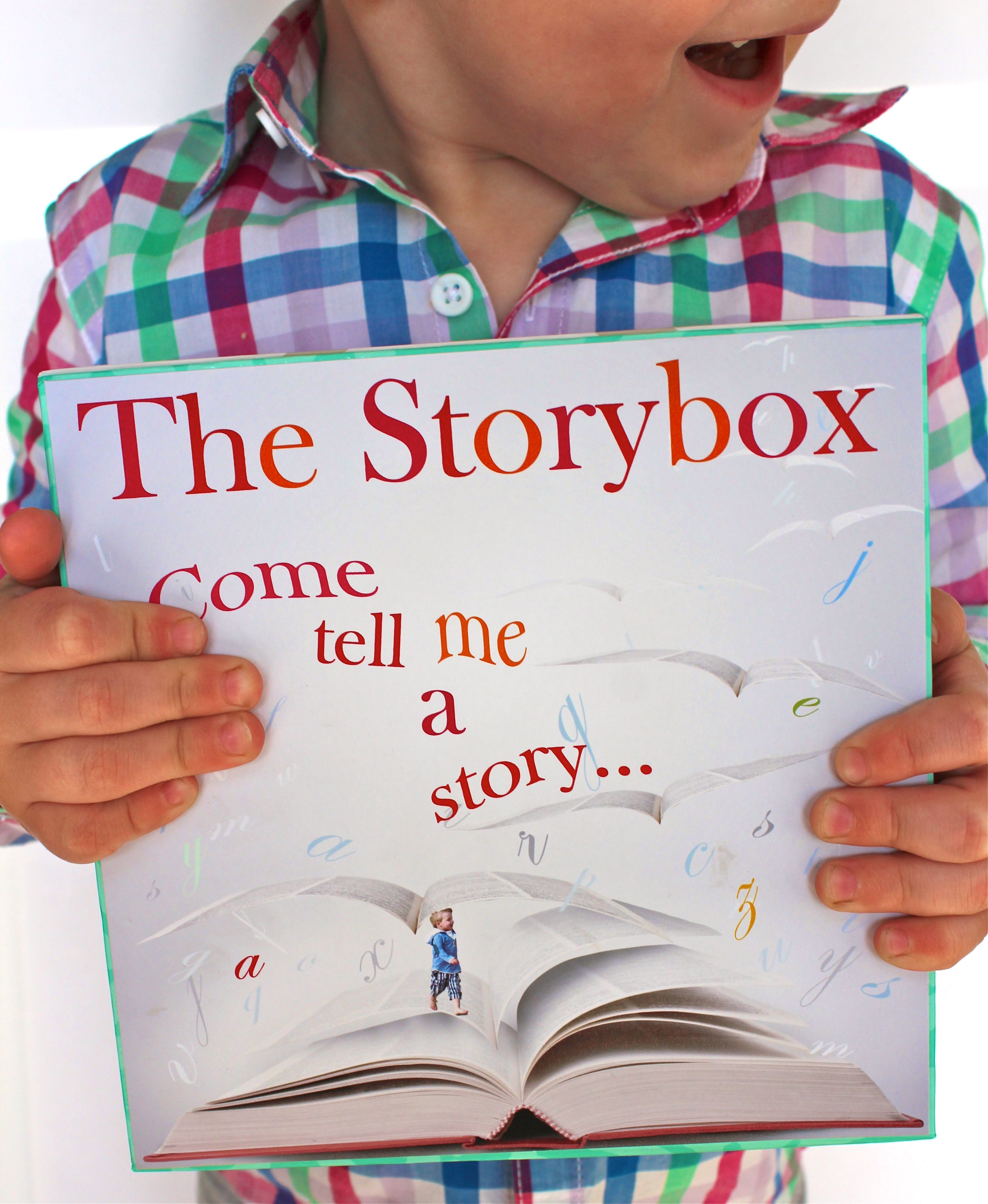 Fun with the Storybox