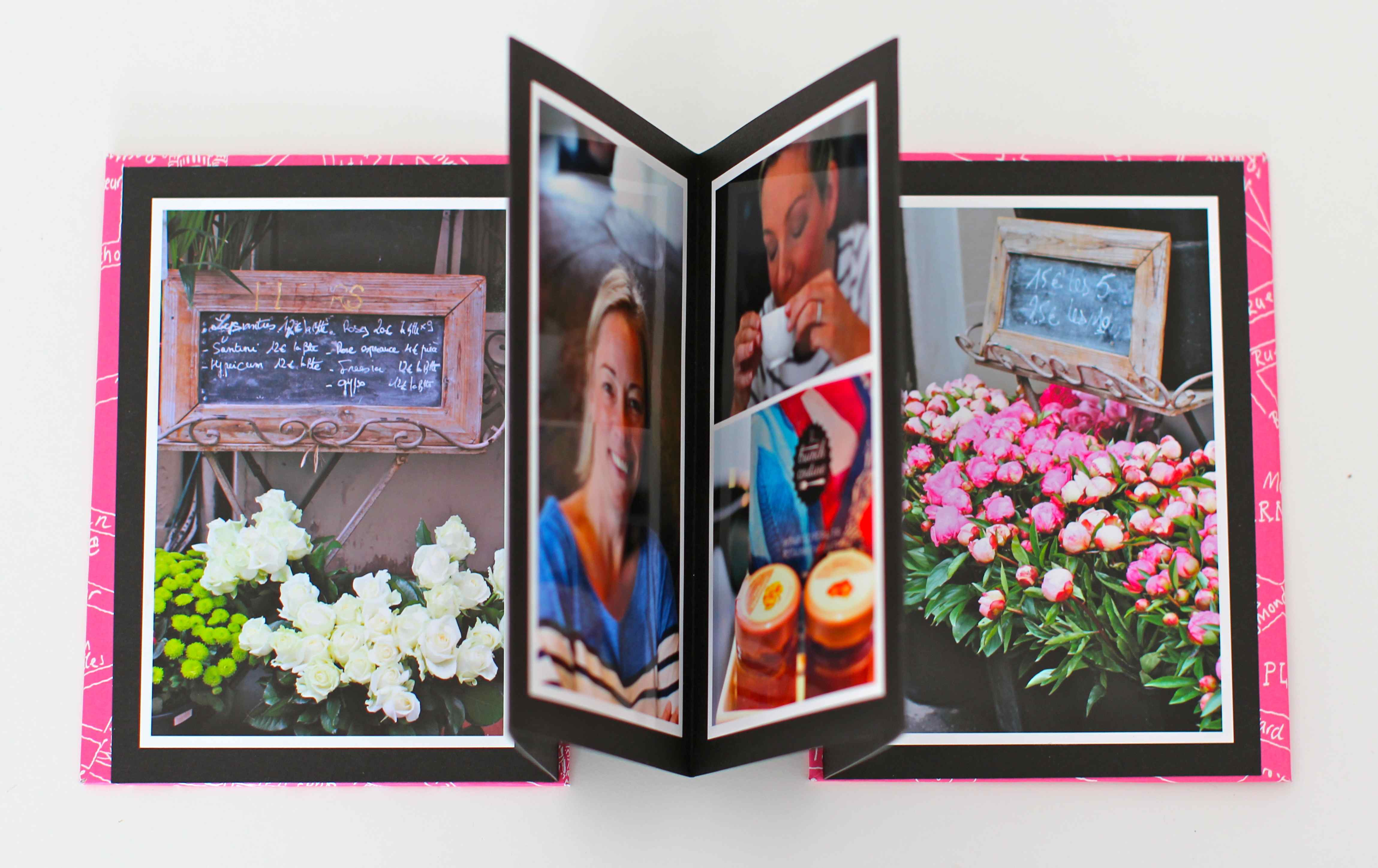 DIY Vacation Photobook
