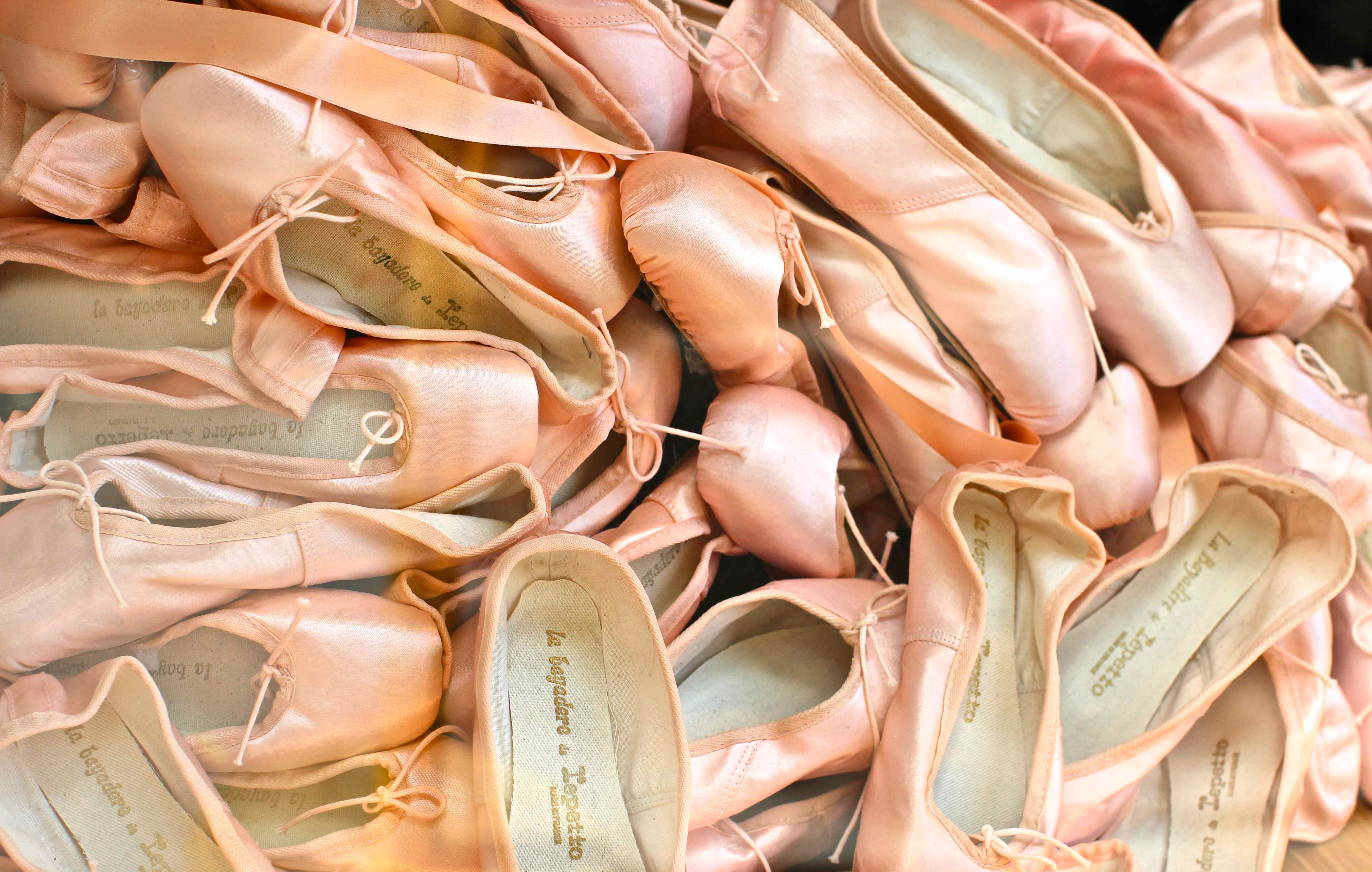lepetto ballet shoes