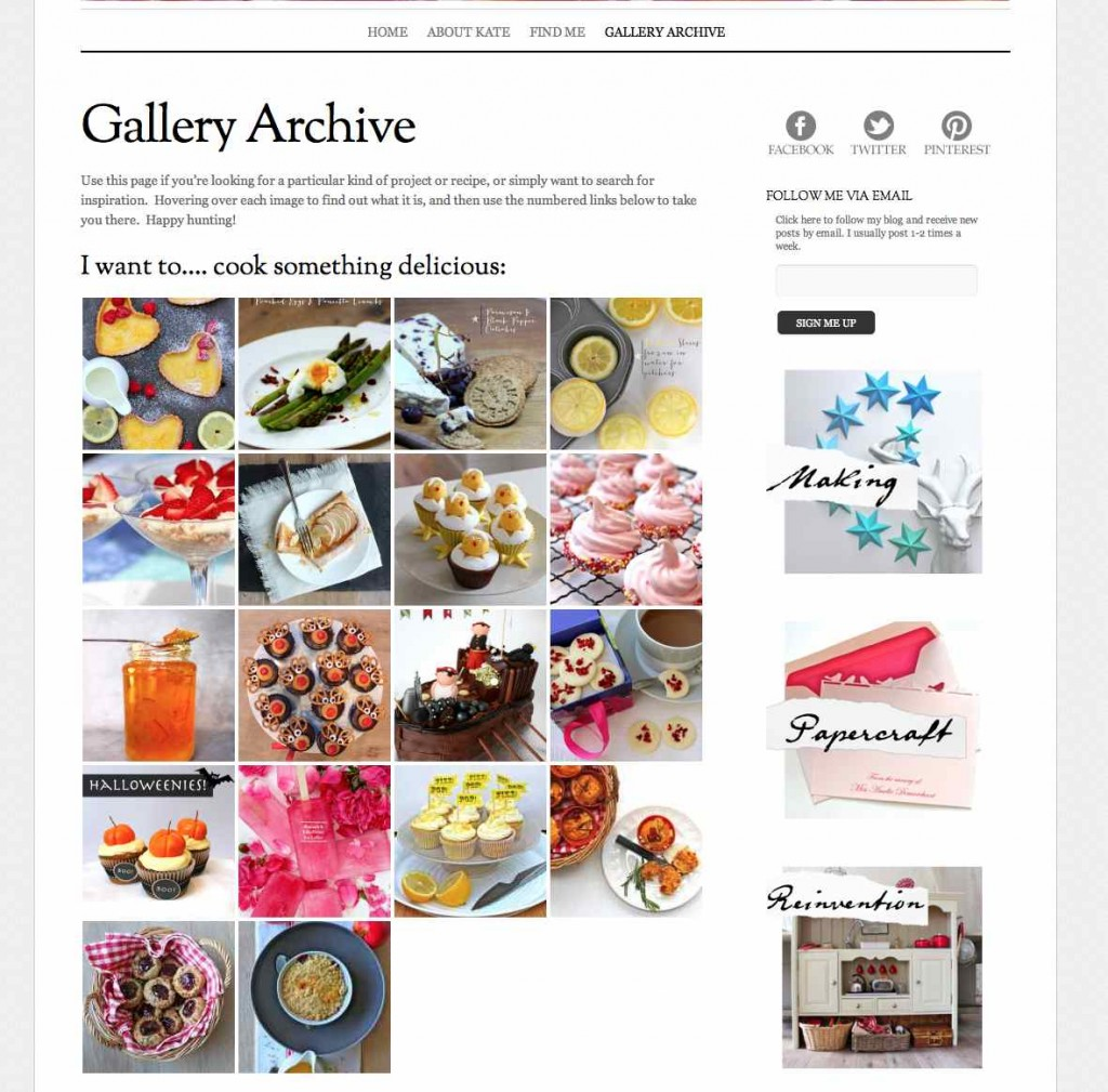 Gallery Archive