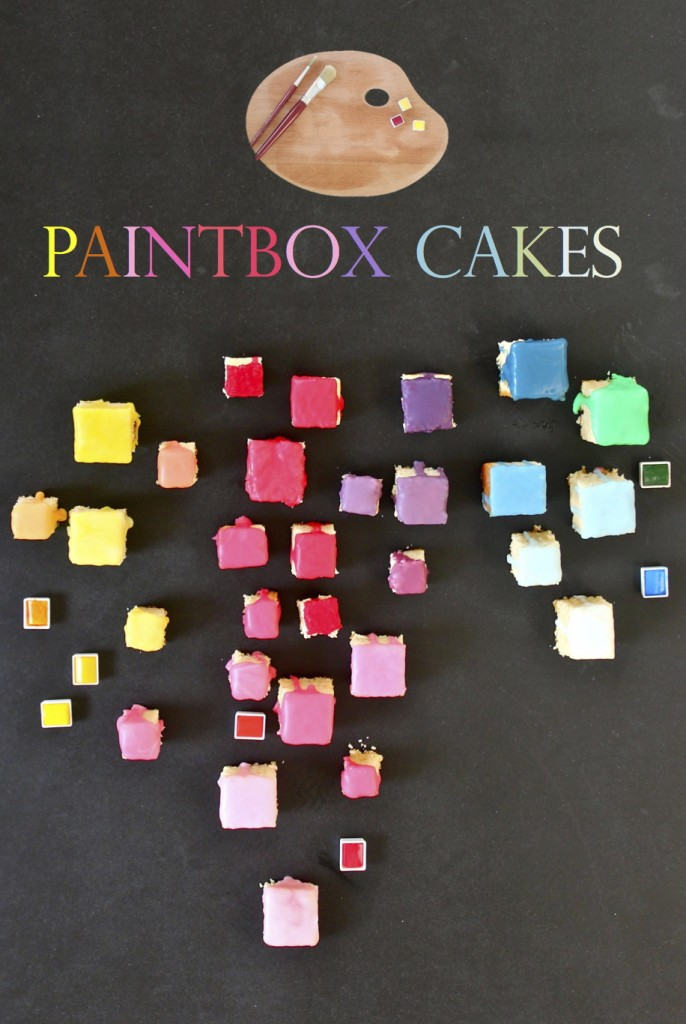 paintbox cakes