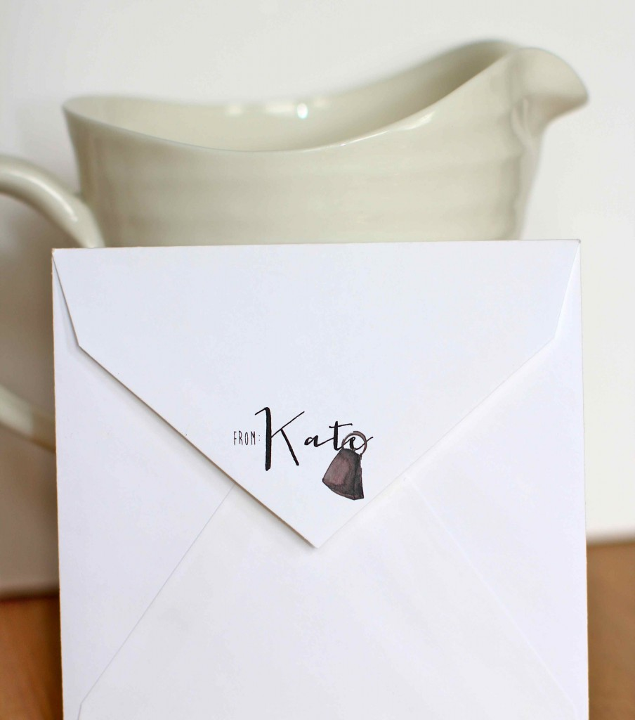 envelope flap signature