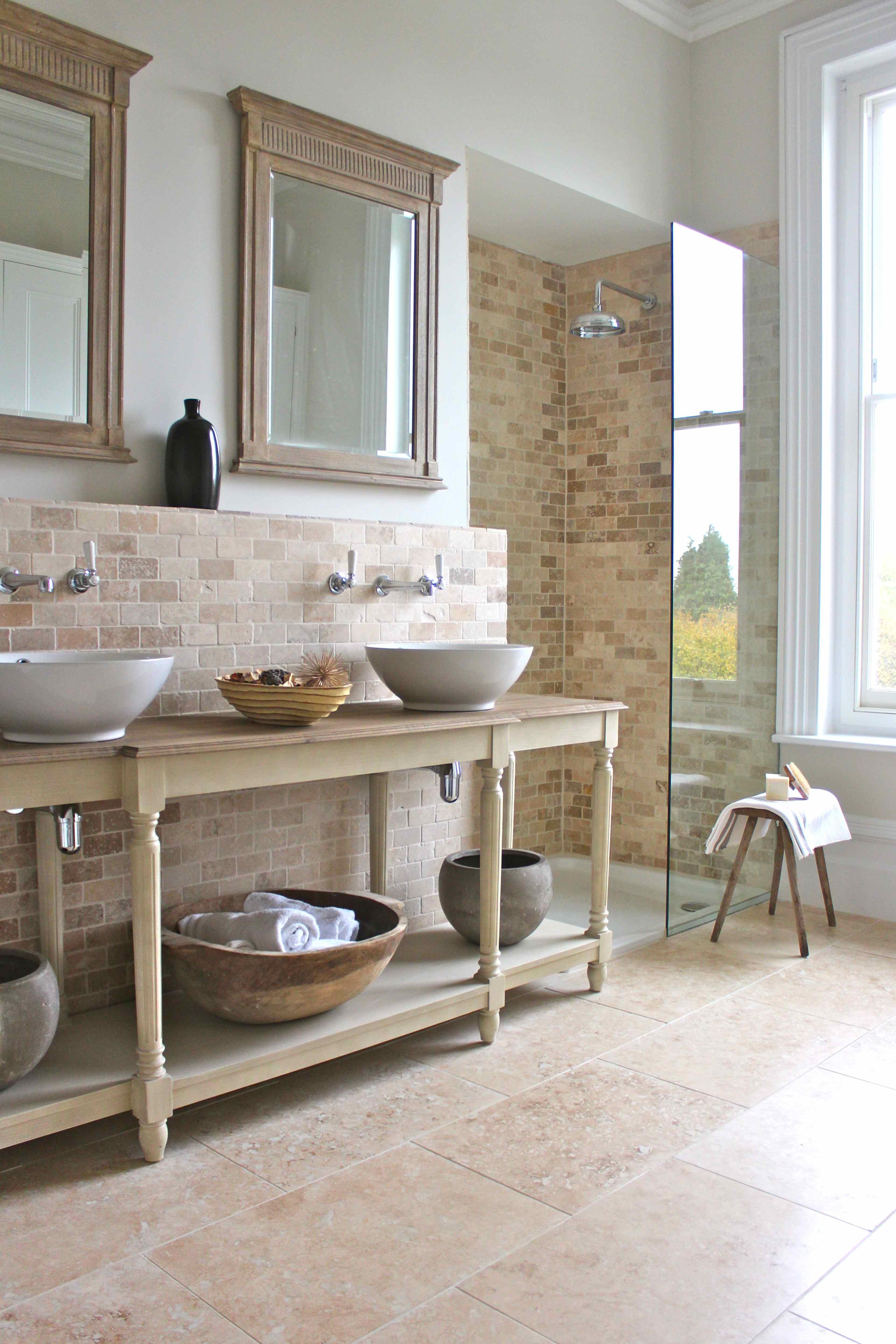 Fired Earth Kitchen Tiles Bathroom Showerjpg