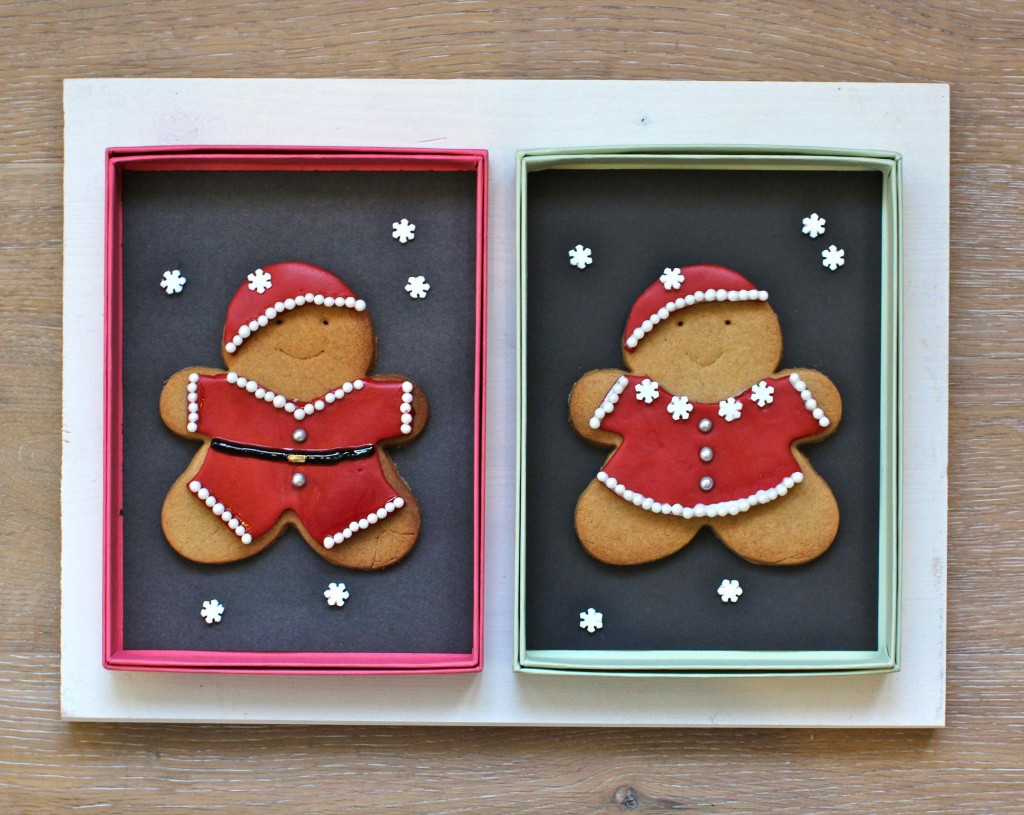 DIY Christmas Gingerbread Gifts