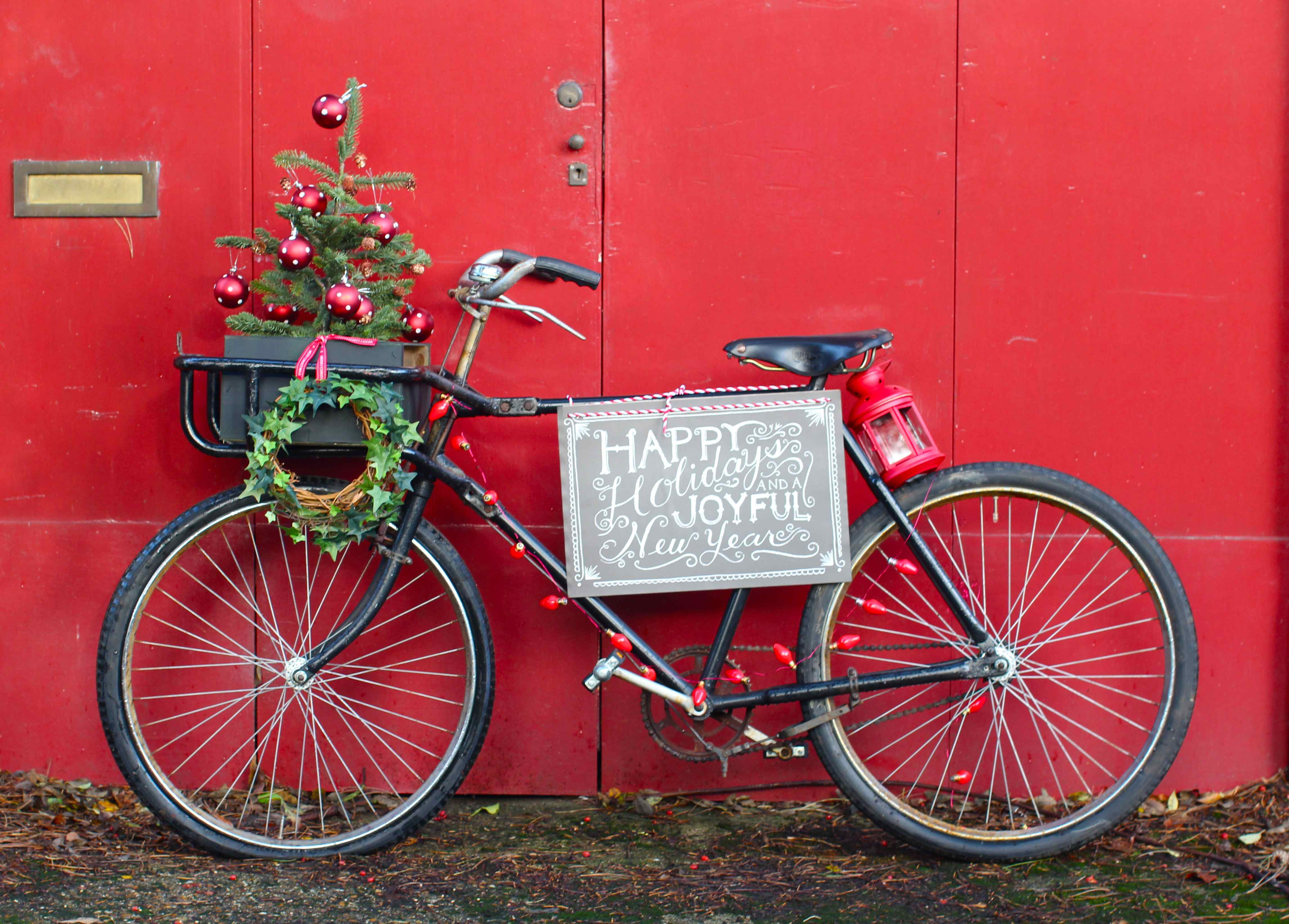 Decor for Bicycle decorations home