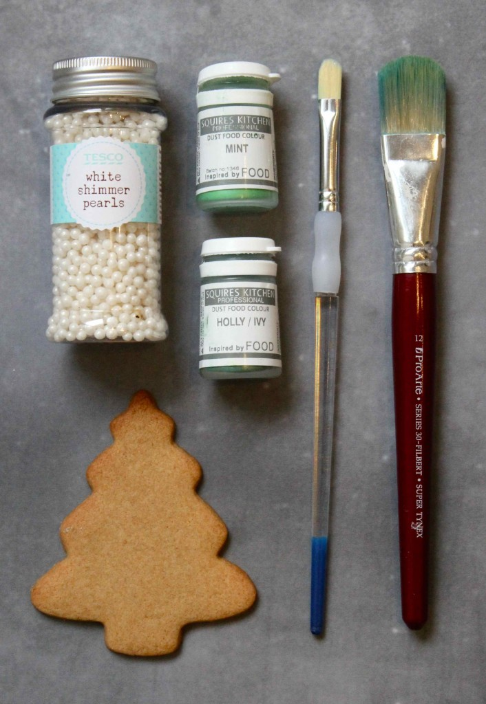 gingerbread decorating kit