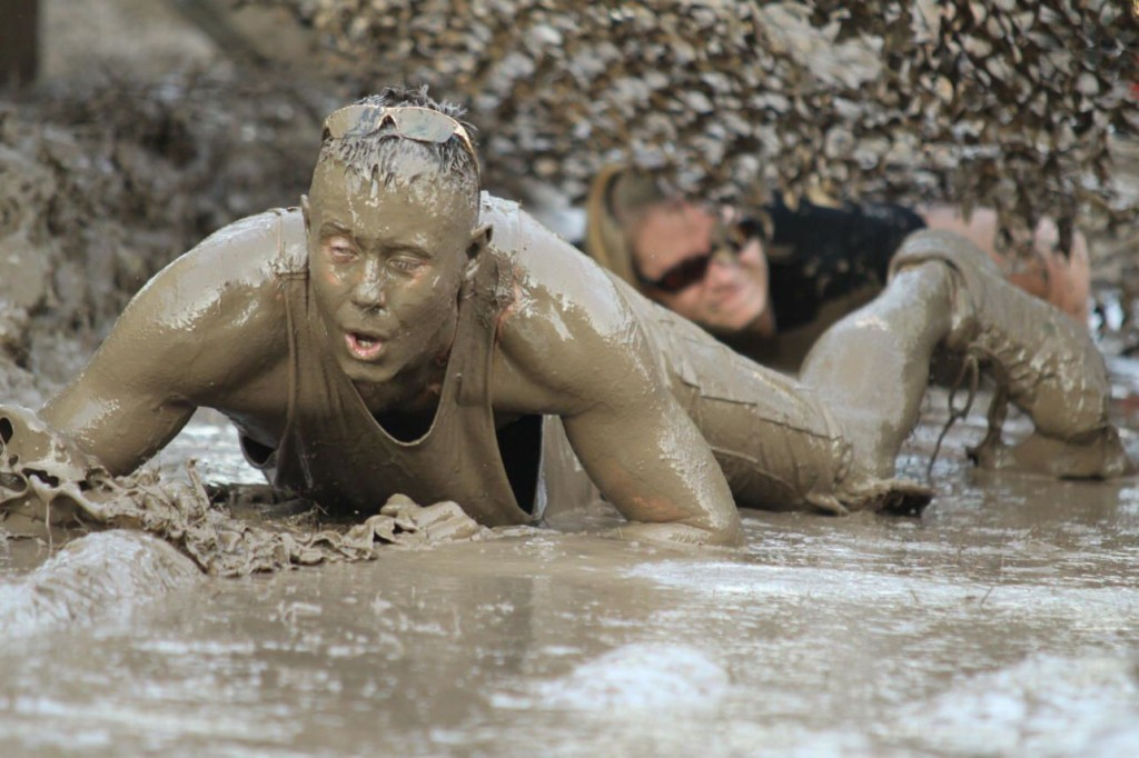JAILBREAK 1 MUD RUN