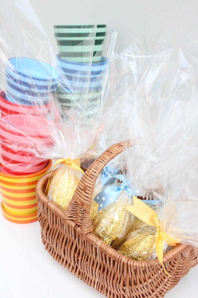 Easter Party Gift Eggs