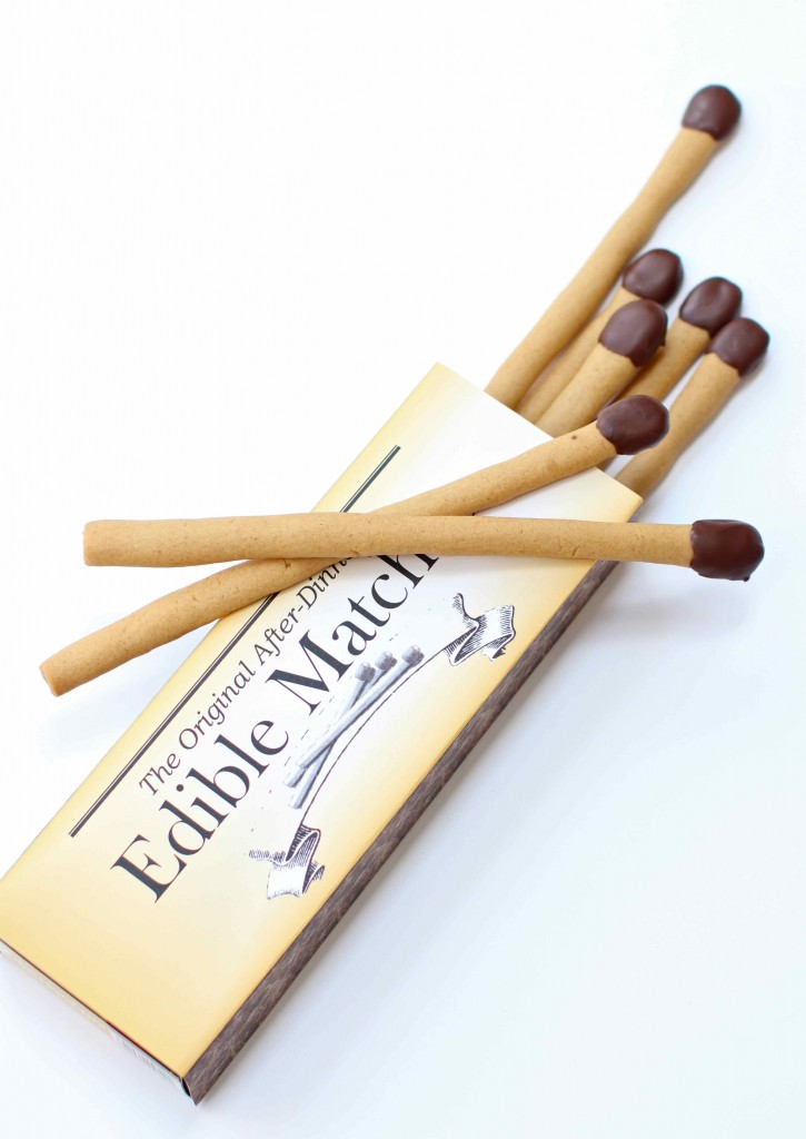 Edible Matches