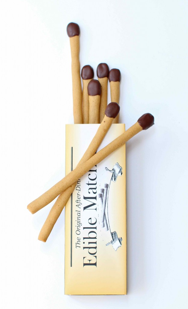 gingerbread matchsticks