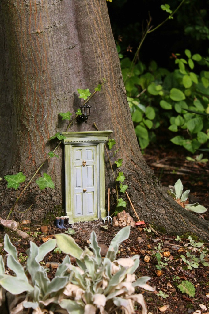 The Secret Fairy Door