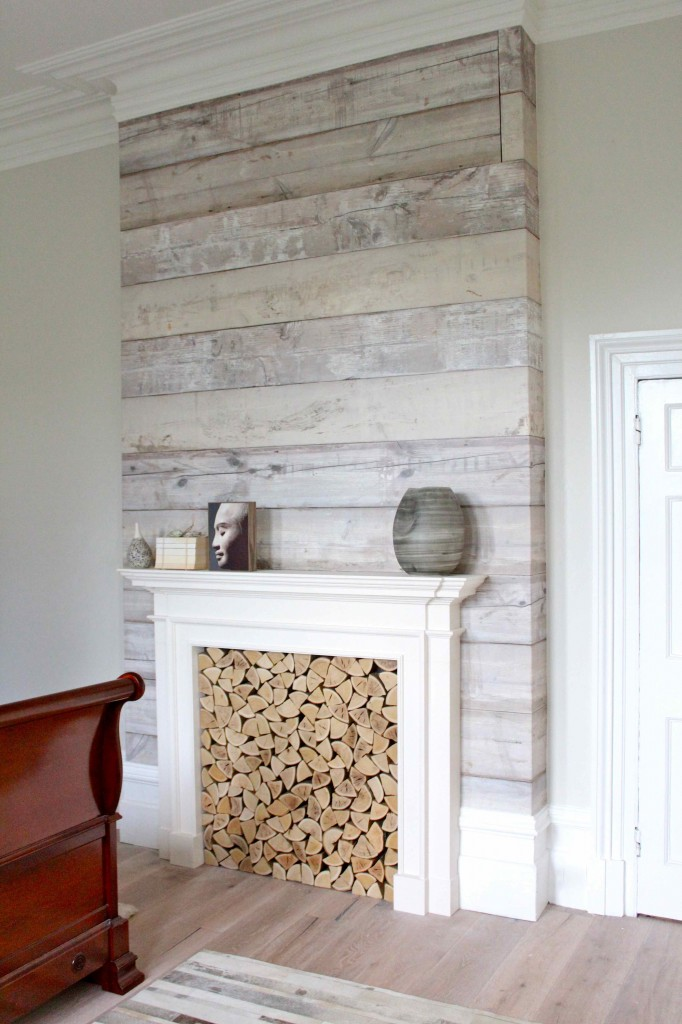 Design for Tiled chimney breast images