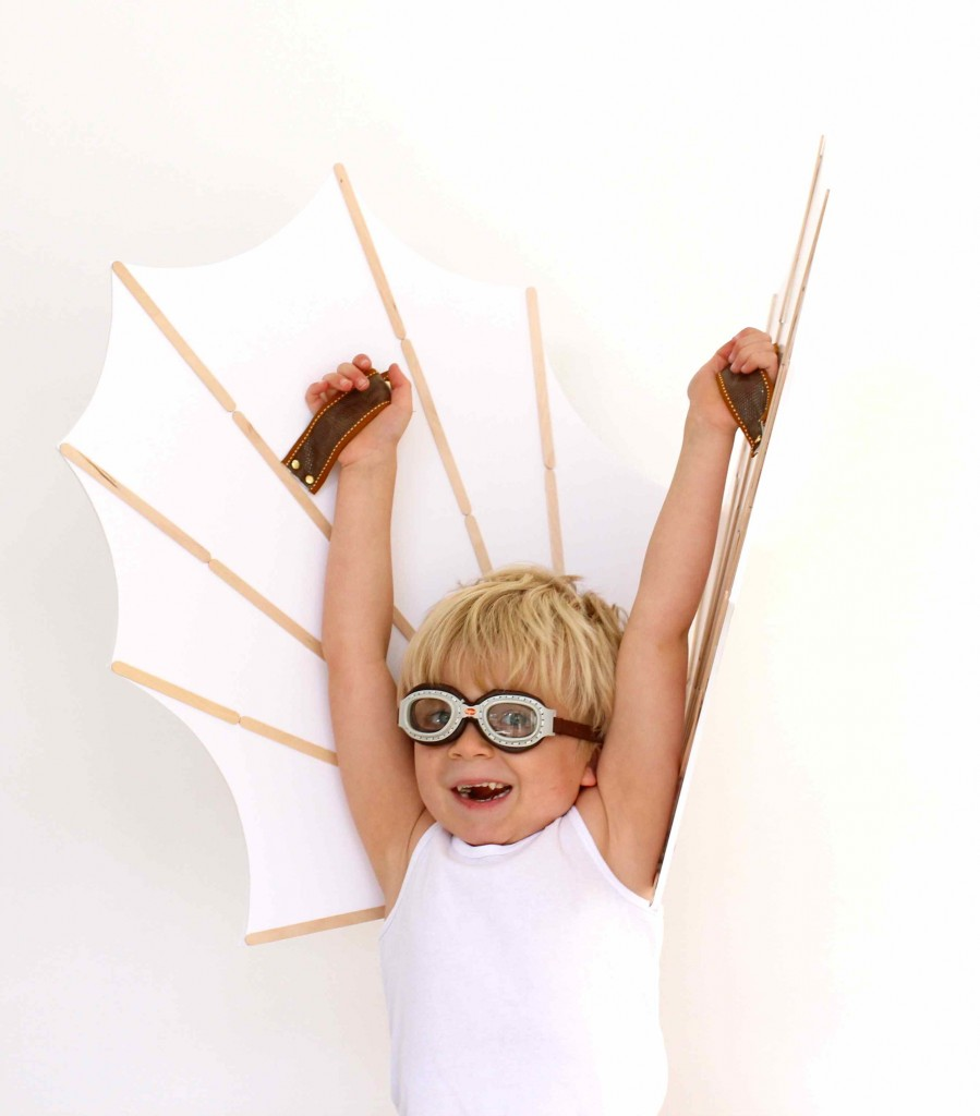 Icarus wings for littles