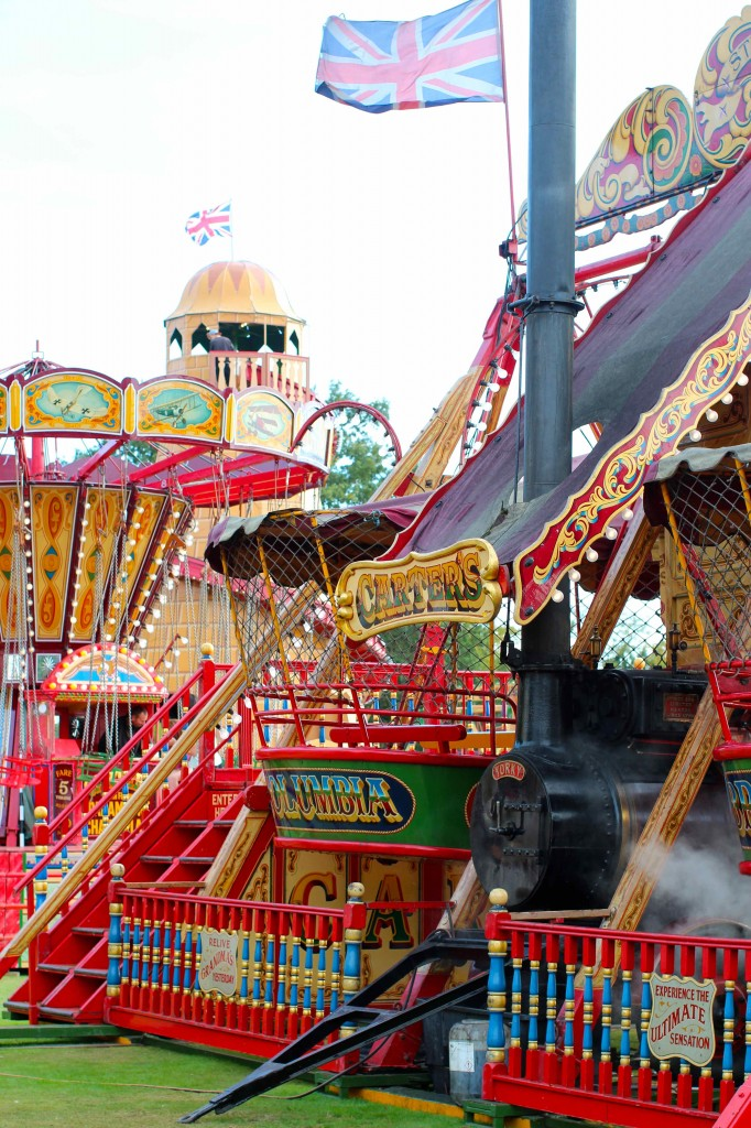 The Steam Fair