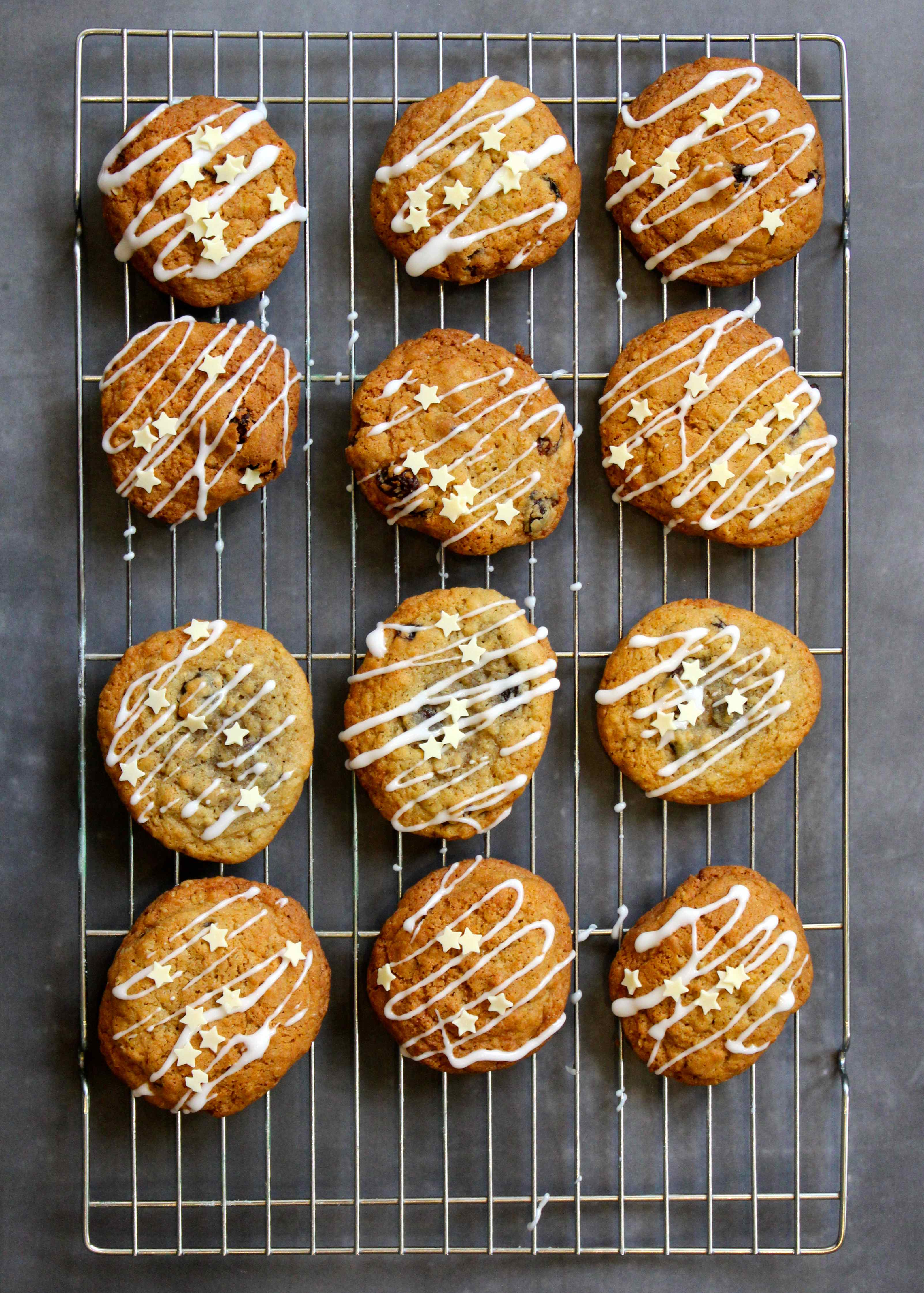 Bow Tie Cookies with Apricot Preserves