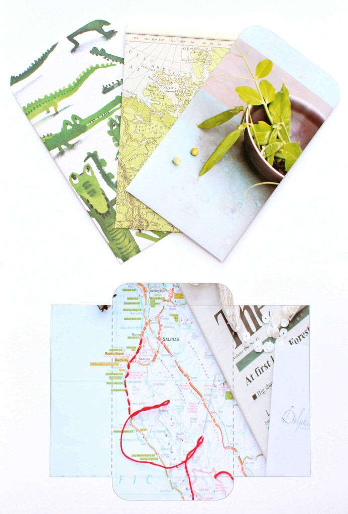 Simple DIY Photo Envelopes