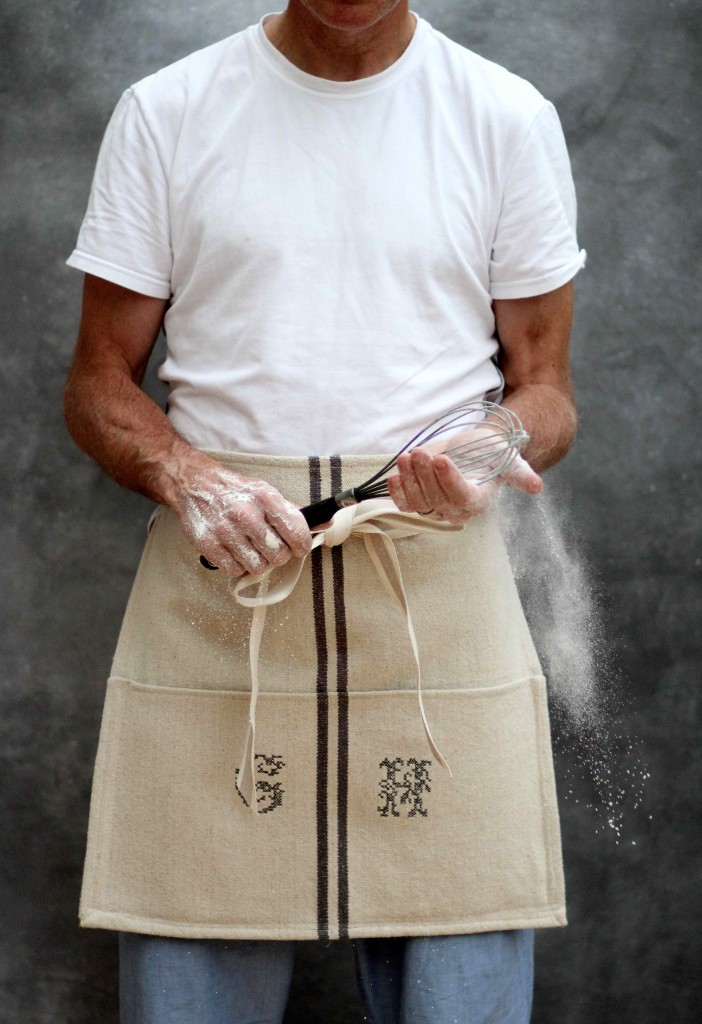 Cafe apron DIY