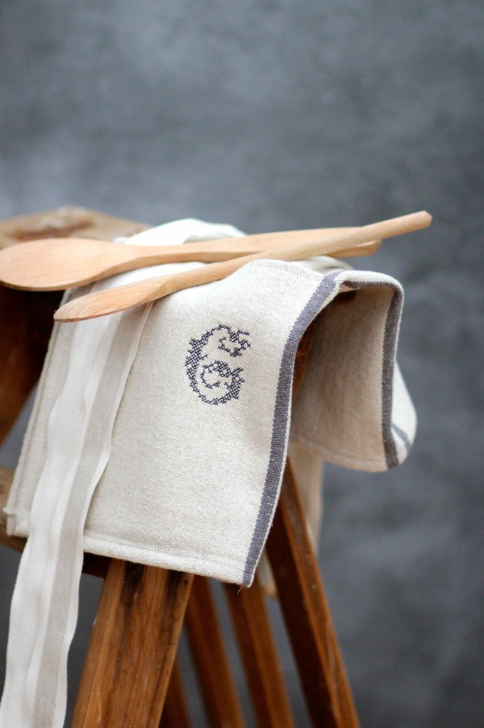 DIY Cafe Apron