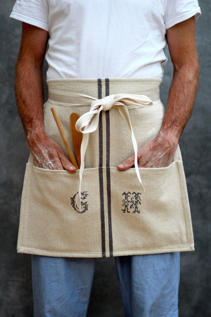 DIY Tea-Towel Cafe Apron