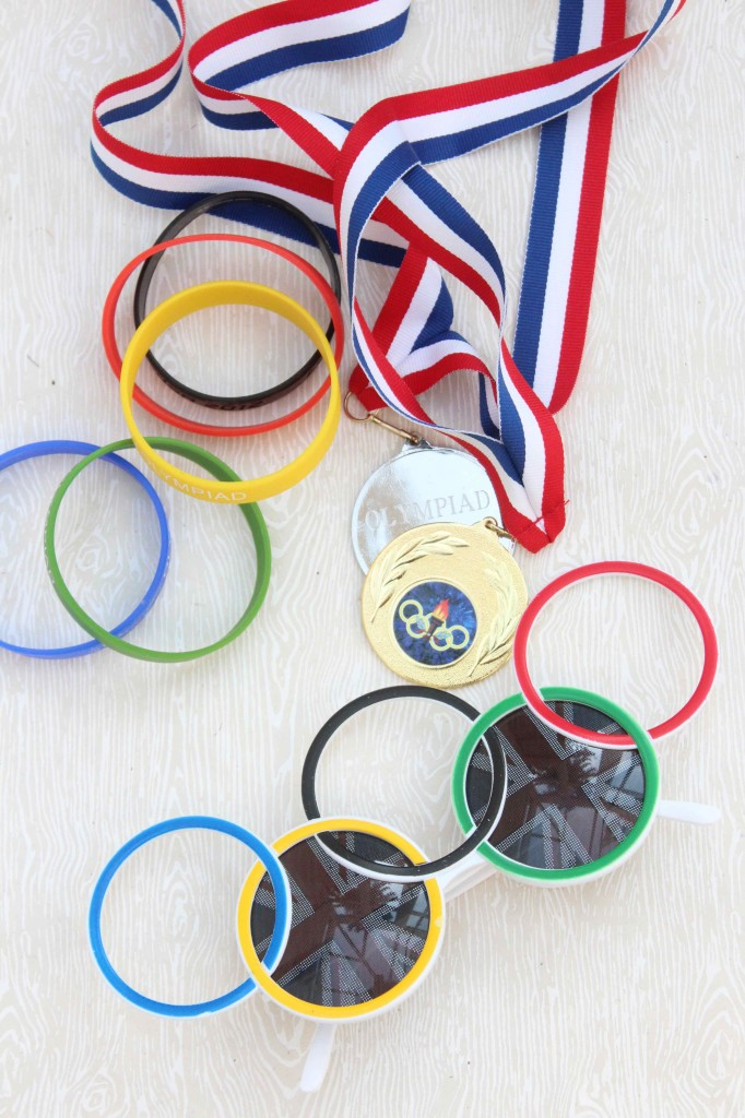 Olympic party accessories