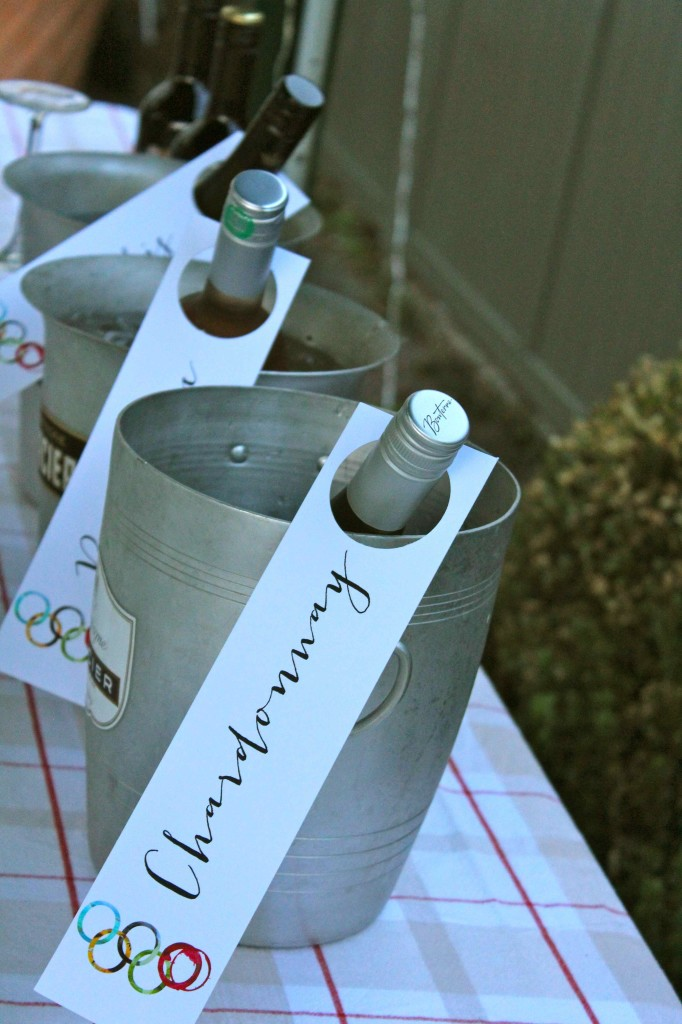 olympic drinks