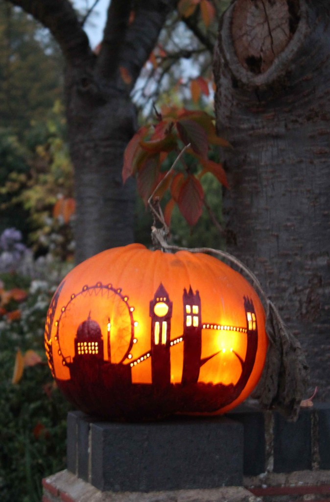 Skyline pumpkin