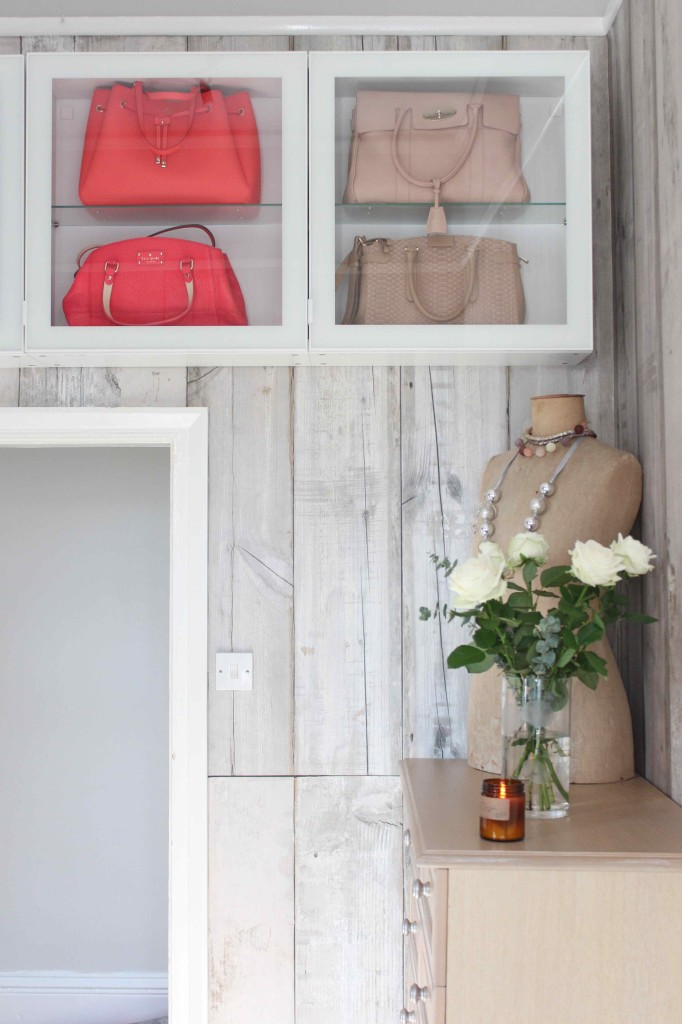 handbag cabinets