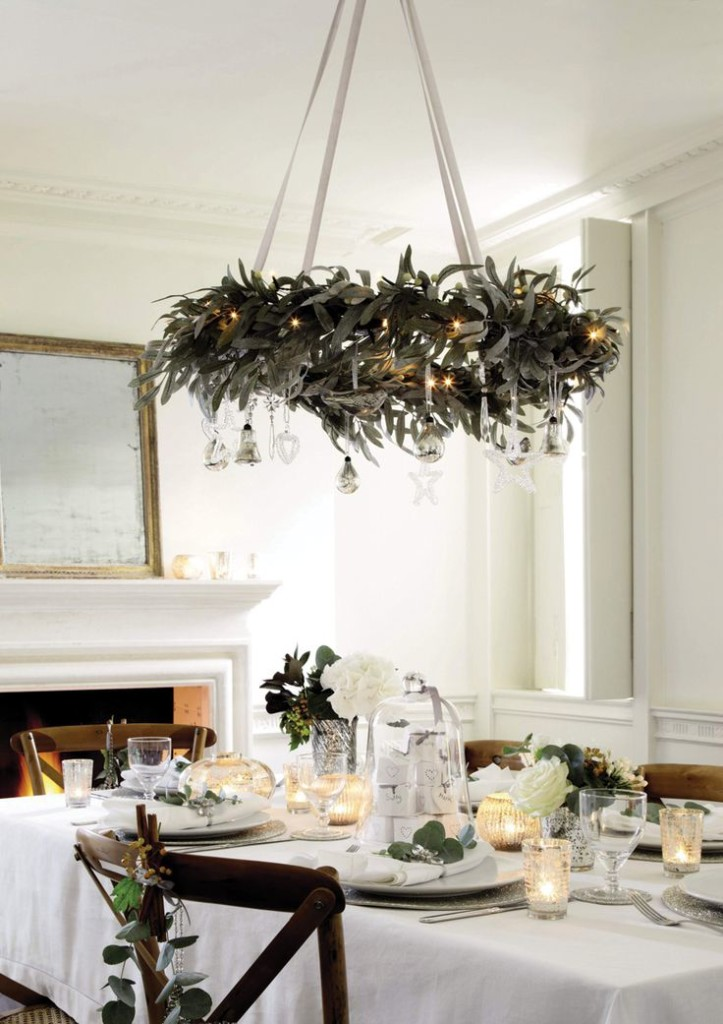Styling idea from The White Company