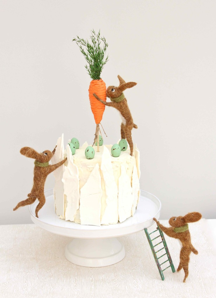 Hares & Carrot Cake