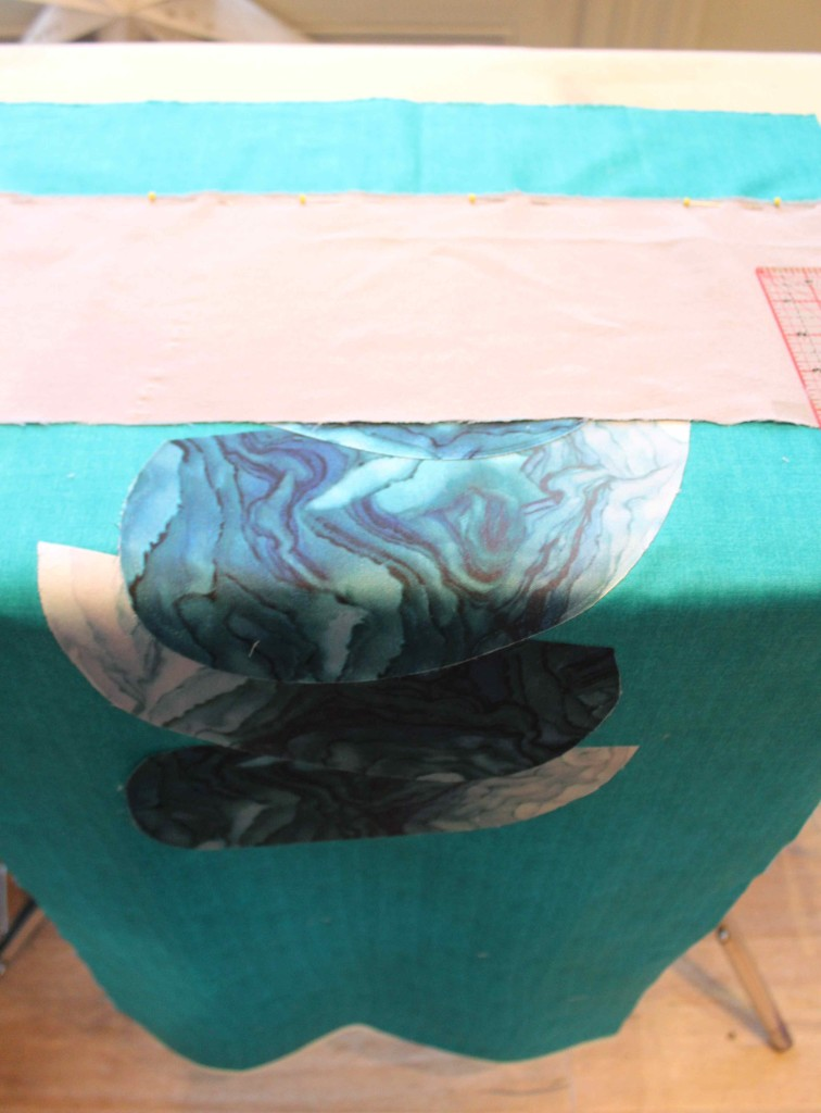 making a table runner