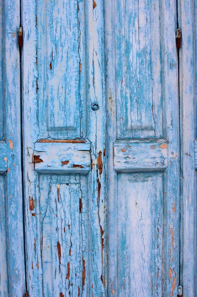 Cretan shutters