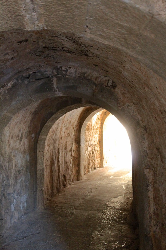 Dante's Gate, Spinalonga Island