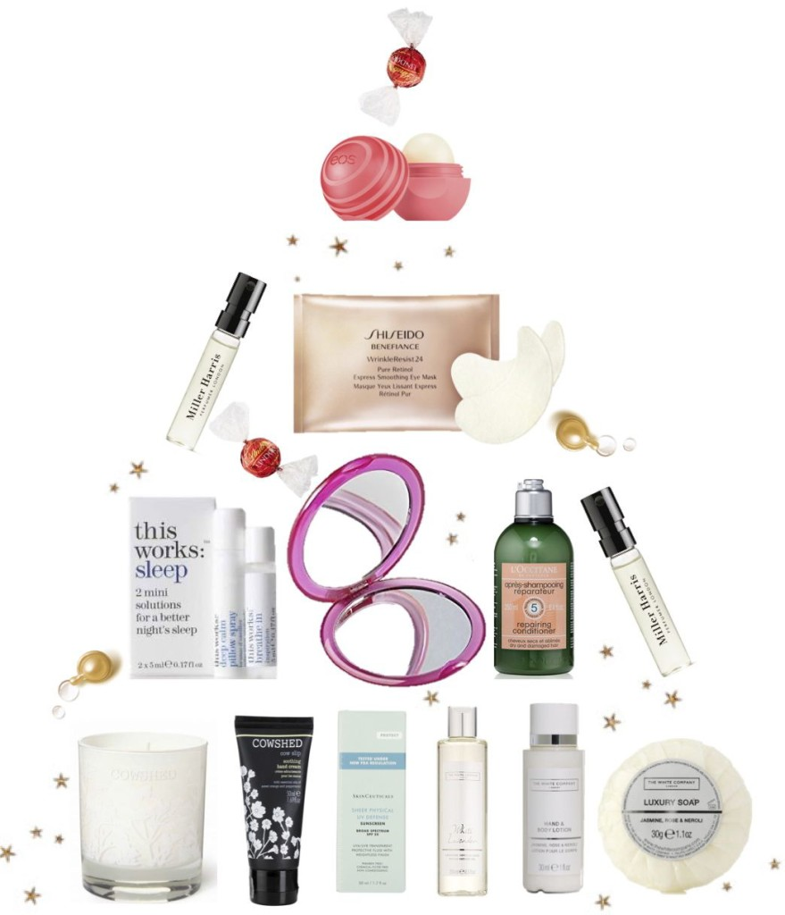 DIY Beauty Advent Calendar ideas
