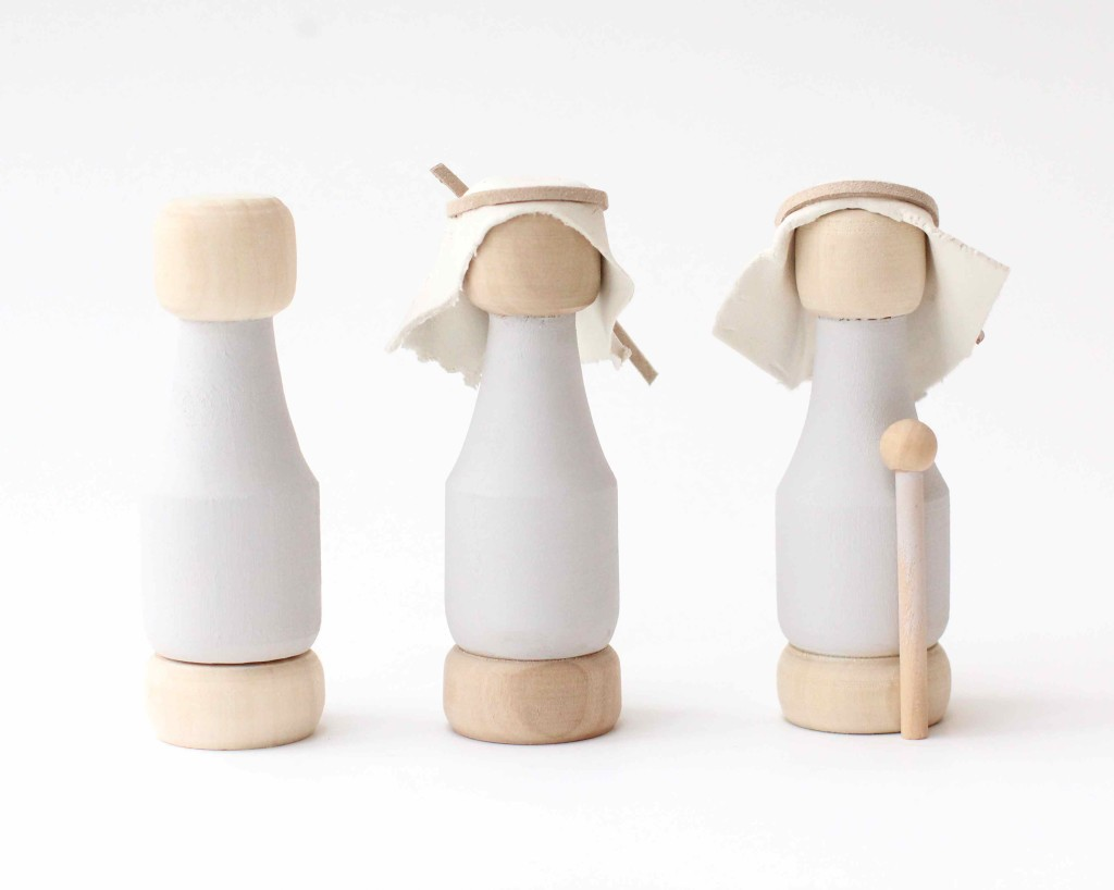 naive shepherd dolls