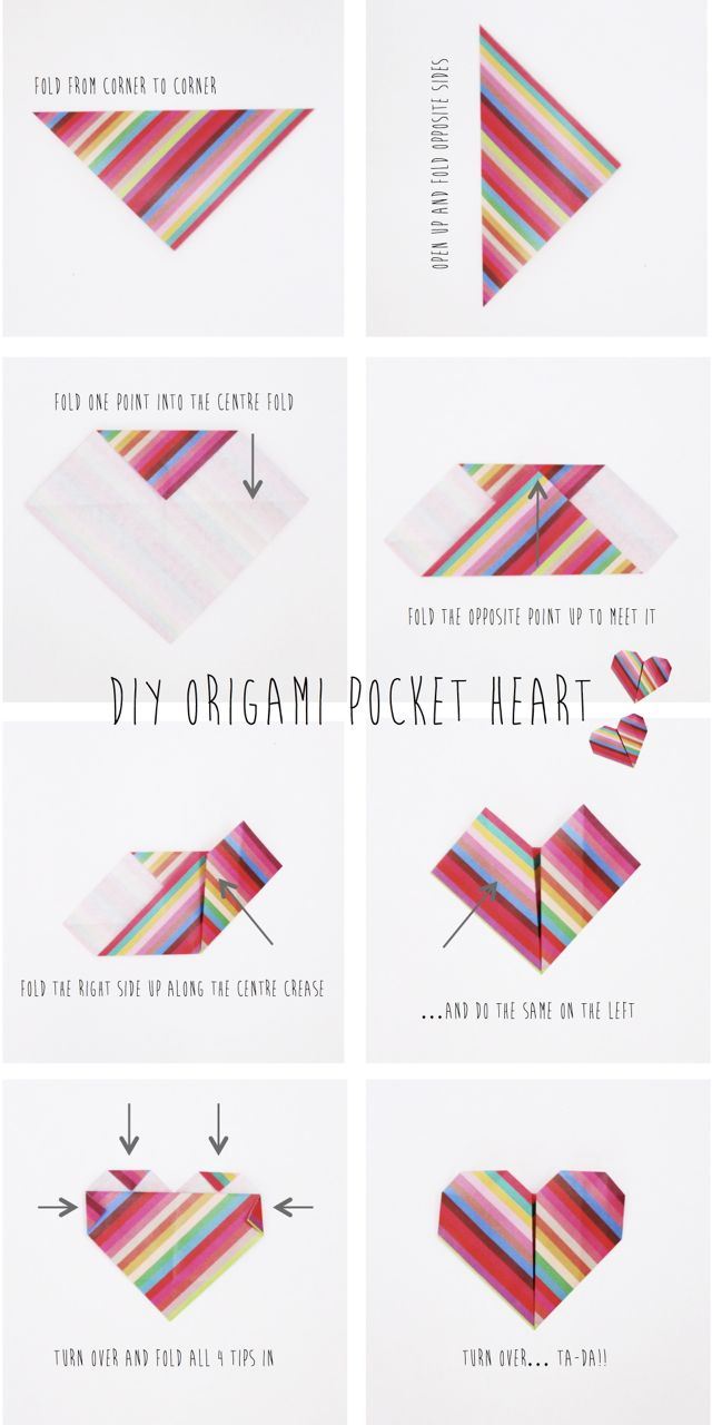 How to make an easy Origami heart box & Envelope paper/heart box ... | 1280x640